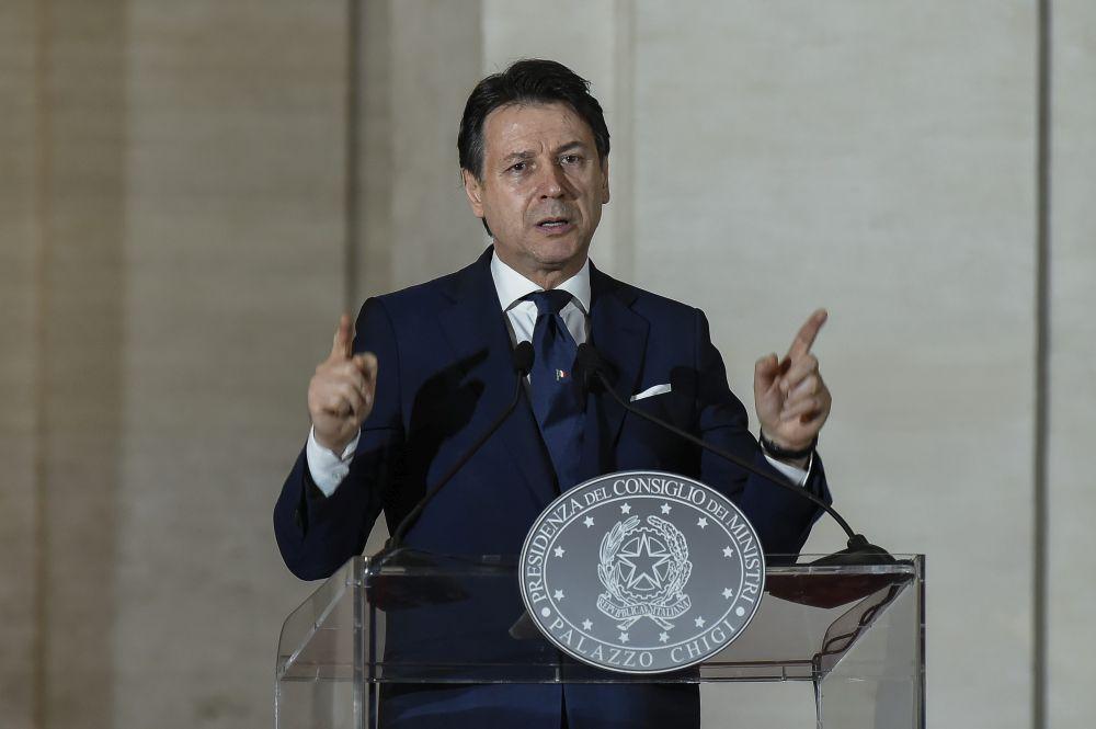 Oggi, 18 maggio, l'Italia torna a vivere. Conte: saranno mesi molto duri
