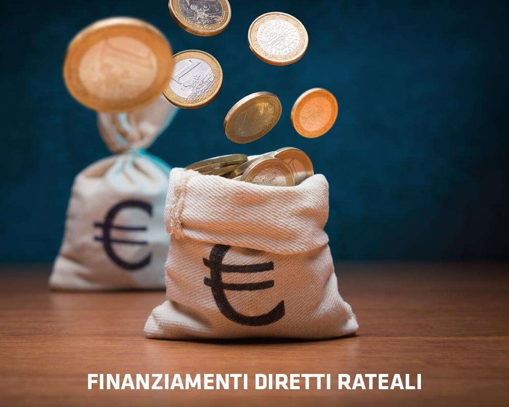 Finanziamenti diretti rateali